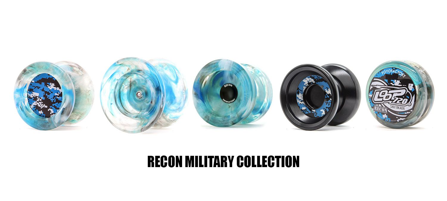 YYF RECON MILITARY