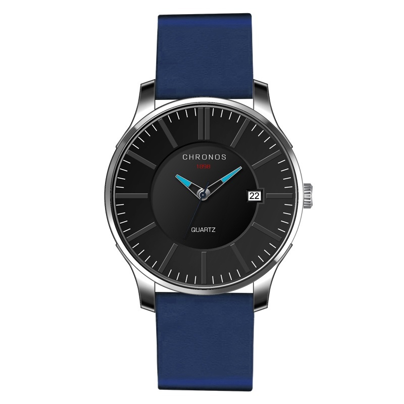 Prince Chronos Leather Watches Blue.jpg
