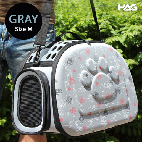 Pet Carrier Gray M.png