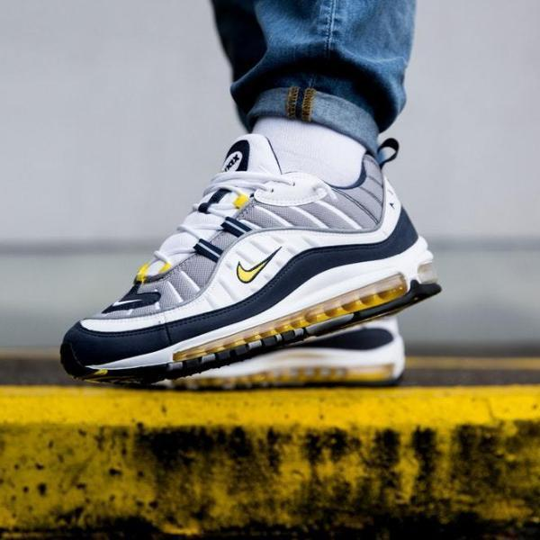 finest selection d9e9f 31972 ... top quality air max 98 og tour yellow 72c12 30b16