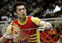 Lin Dan, jaguh badminton yang kerap memenangi pelbagai kejuaraan