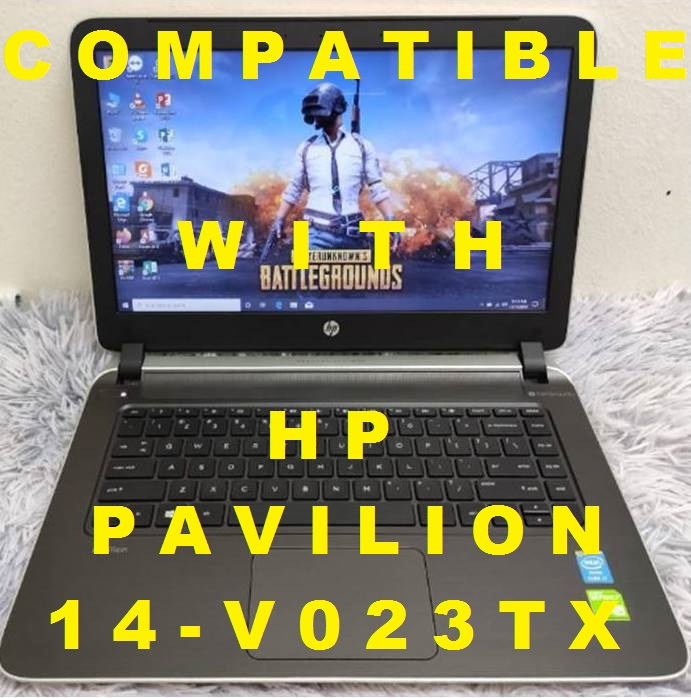 BATTERY HP PAVILION 14-V023TX