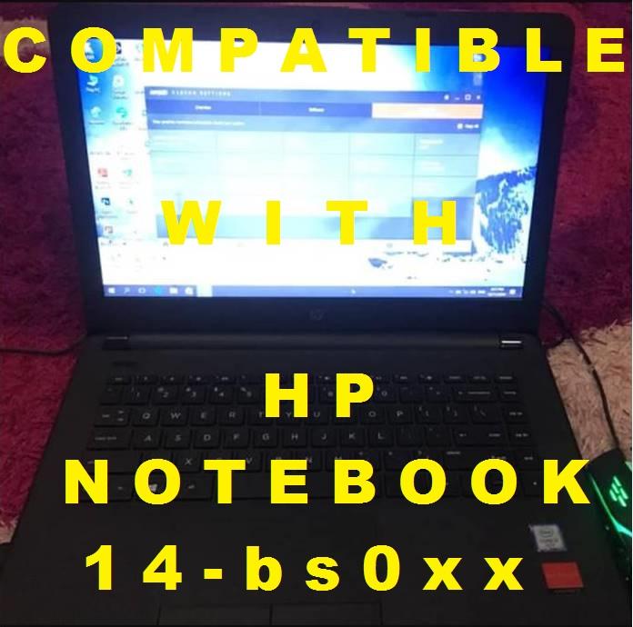 BATTERY HP 14-bs0XX