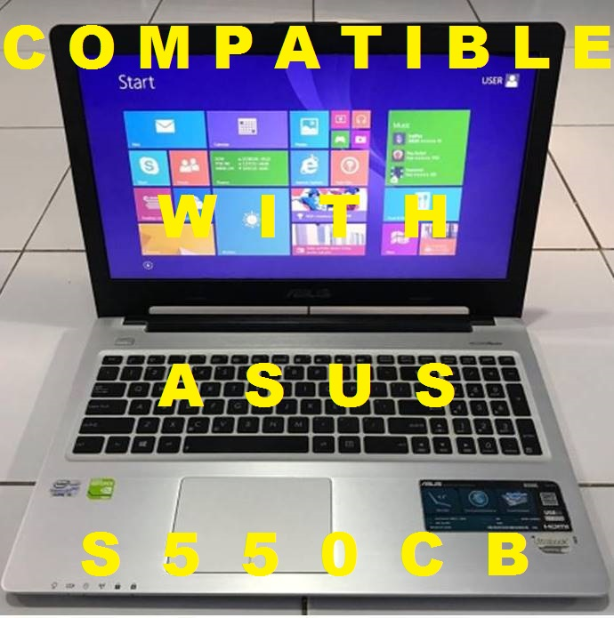 CHARGER ASUS S550CB