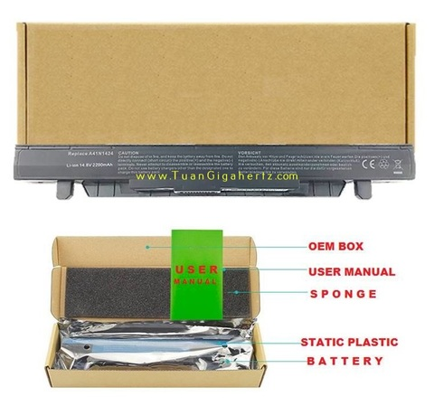 PACKAGING BATTERY ASUS GL552VW GL552 GL552J GL552JX GL552V A41N1424.jpg