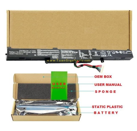 PACKAGING BATTERY ASUS X450 X450J X450JF A450J A450JF F550 F550D F550DP X550 X550D X550DP.jpg
