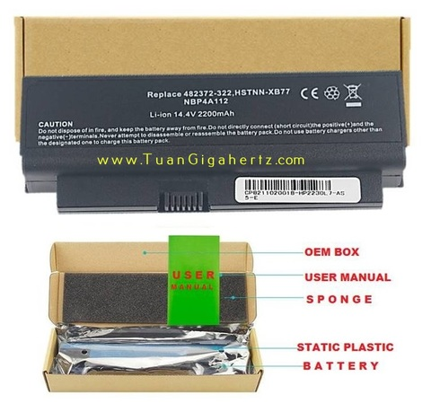 PACKAGING BATTERY COMPAQ 2230s CQ20 HSTNN-B77 HSTNN-0B77 HSTNN-OB84.jpg