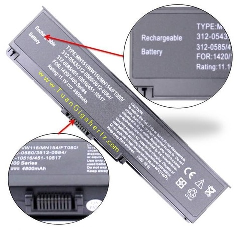 BATTERY DELL WW116 INSPIRON 1420 VOSTRO 1400.jpg