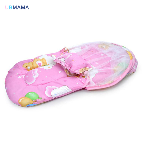2_Red-Blue-With-Netting-Foldable-Portable-Lilac-lace-Cotton-material-Net-yarn-Boy-girl-baby-moving.jpg