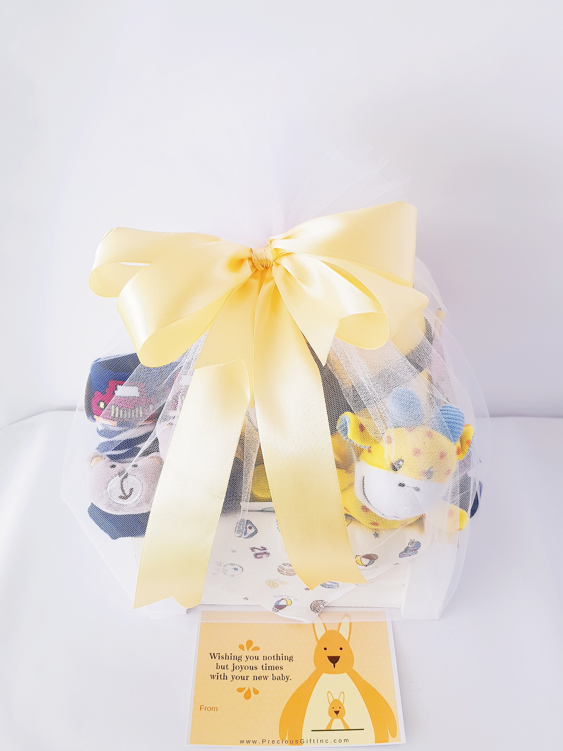 Minion Gift Basket Gift Ideas