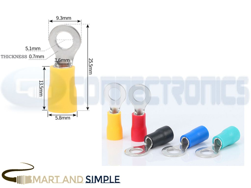 Ring Terminals Crimp Connector  Ring Tongue Terminal 12-10AWG 4.0-6.0mm2 SS-RV5.5-5  for M5 screw copy.jpg