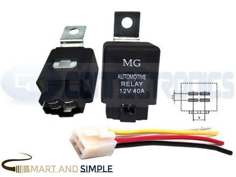 Universal car relay 4pin  Automotive 12v 40A AIRCOND SS-MG010202 copy.jpg