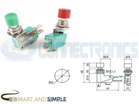 Red Green SPDT Micro Push Button Switch SS-Ds438-448 copy.jpg