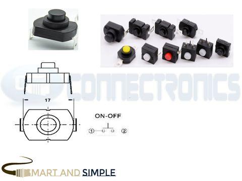 Mini  miniature self-locking switch flashlight switch copy.jpg