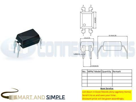 PC817 Opto-Isolator DIP 4副本.jpg