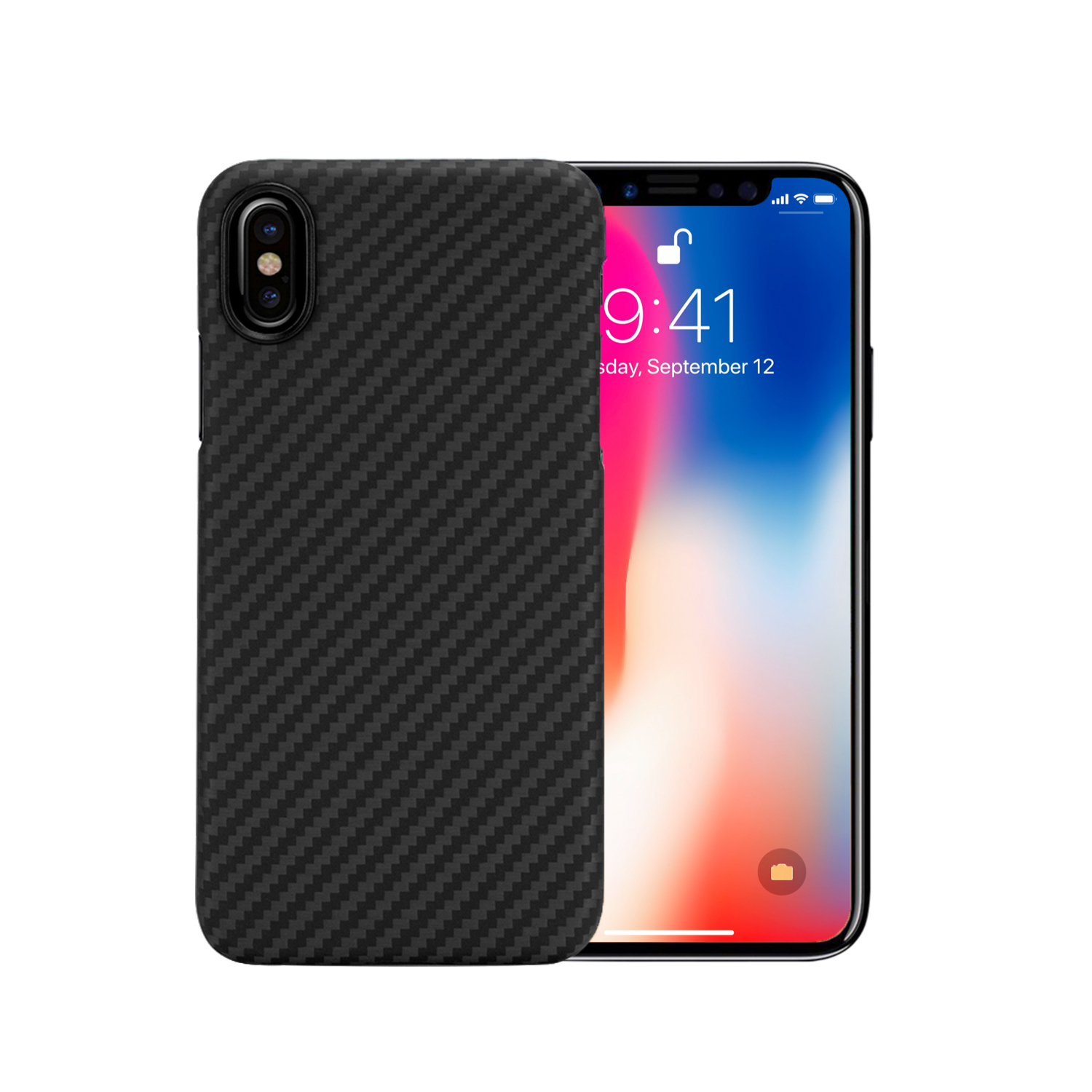 new product 9c0cd 06ac5 Pitaka MagCase for iPhone X – Hippos Store