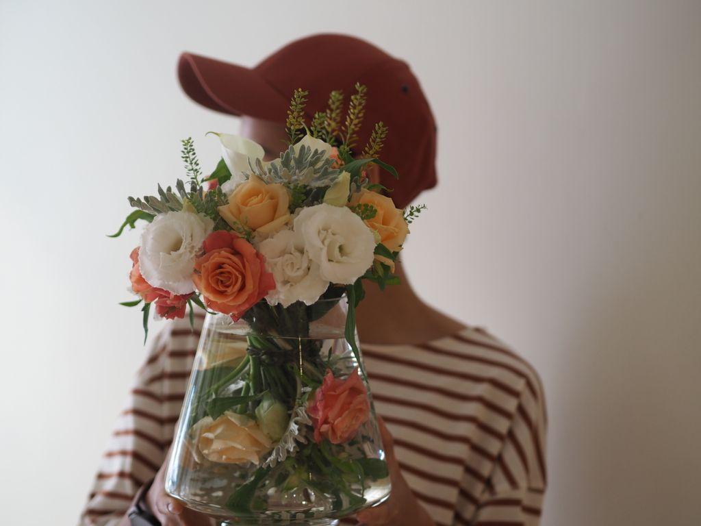 一對一花藝課程 Level 1- Sechun.K