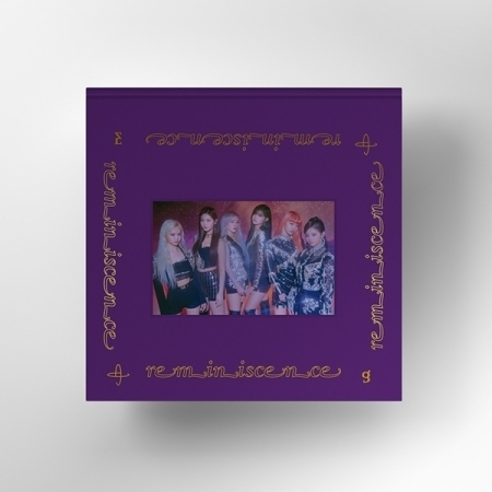 K1108 EVERGLOW - Mini Album Vol.1 [reminiscence] .jpg