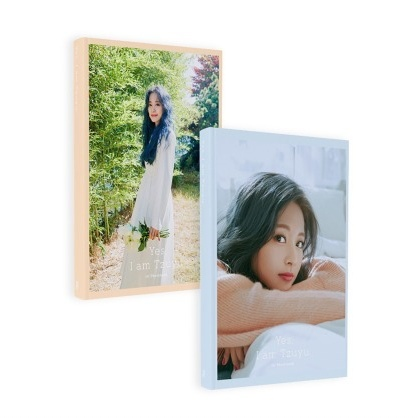 OG2888 Tzuyu - 1ST PHOTOBOOK [Yes, I am Tzuyu].jpg