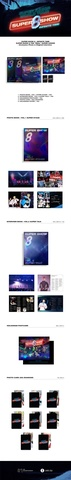 OG2889a Super Junior - SUPER SHOW 8 - INFINITE TIME PHOTOBOOK.jpeg