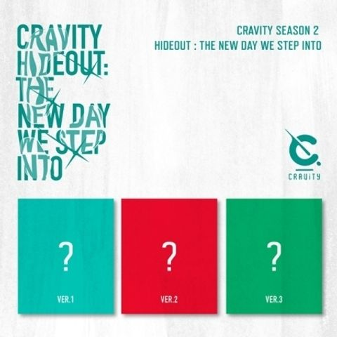 F5324a CRAVITY - Album SEASON2. [HIDEOUT- THE NEW DAY WE STEP INTO].jpeg