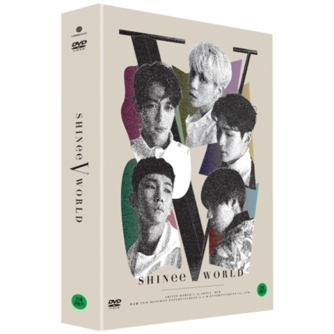 C4375 SHINee - SHINee WORLD V in Seoul DVD.jpg