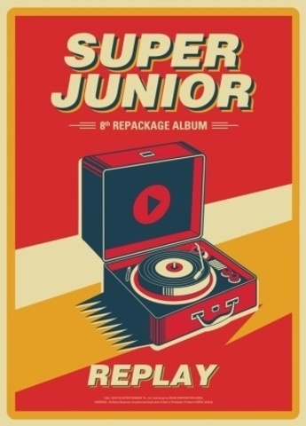 C4390 Super Junior - Album Vol.8 Repackage [REPLAY].jpg