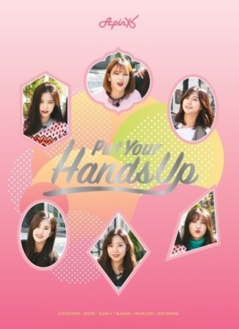 C4406 Apink - PUT YOUR HANDS UP DVD.jpg