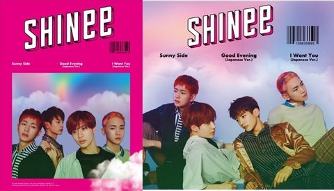 C4456a Sunny Side [First Press Limited Edition] (CD+DVD+24P PHOTOBOOKLET)-side.jpg