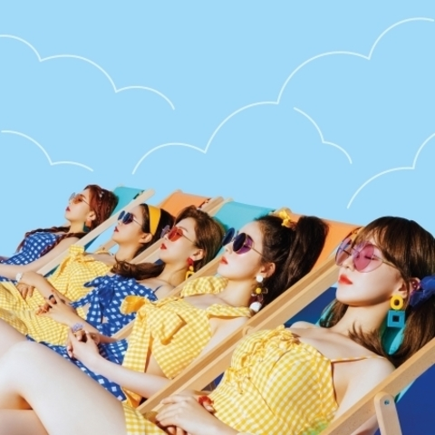 C4464 Red Velvet - Summer Mini Album [Summer Magic] (Nomal Edition).jpg