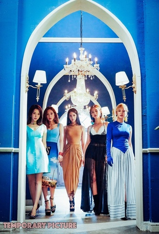 C4457 Girls' Generation OhGG - Single Album [Didn't you know] (Kihno Album).jpg