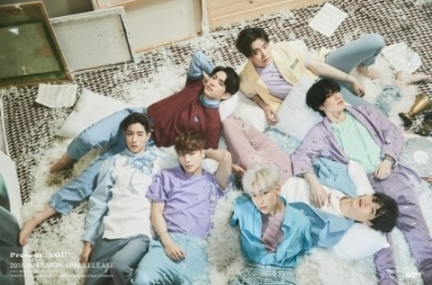 C4458 GOT7 - Album Vol.3 [Present - YOU].jpg