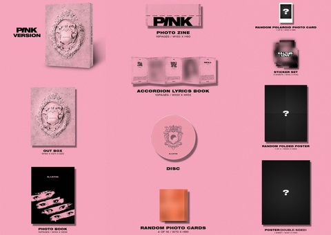 K1005c BLACKPINK - Mini Album Vol.2 [KILL THIS LOVE]-sidea.jpg
