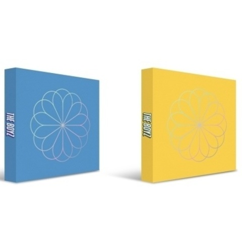 K1016a THE BOYZ - Signle Album Vol.2 [Bloom Bloom].jpg