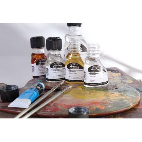 Water Mixable Oil Colour Mediums.png