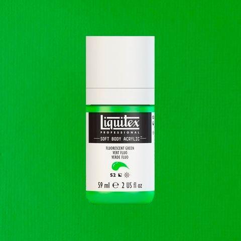 Liquitex Soft Body FLUORESCENT GREEN.jpg