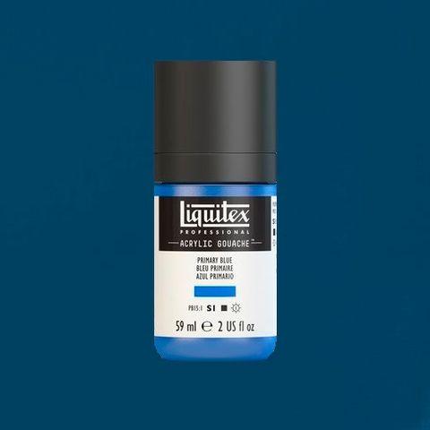 LIQUITEX ACRYLIC GOUACHE 59ML - PRIMARY BLUE 420.jpeg