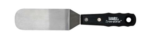 LQX PROFESSIONAL FREESTYLE LARGE PAINTING KNIFE NO. 3 or 4.JPG