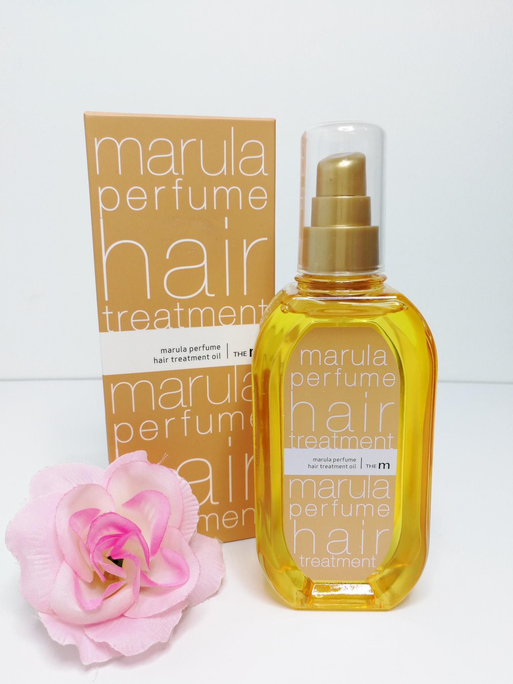 Marula Perfume Hair Treatment Oil 100ML