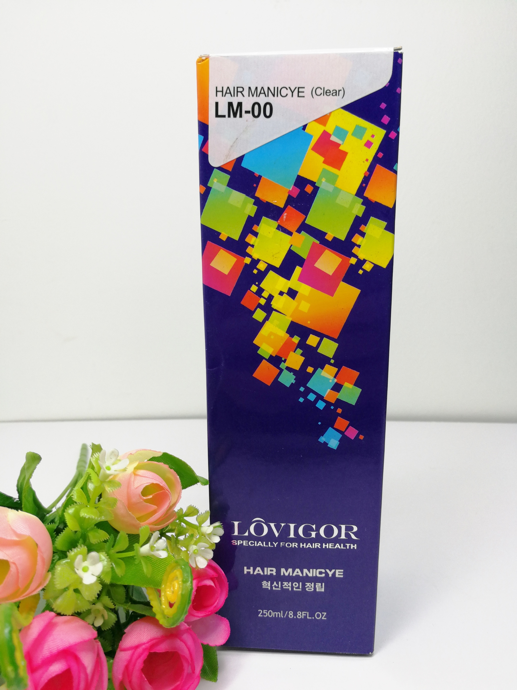 LOVIGOR Hair Manicye (Clear) 250ML