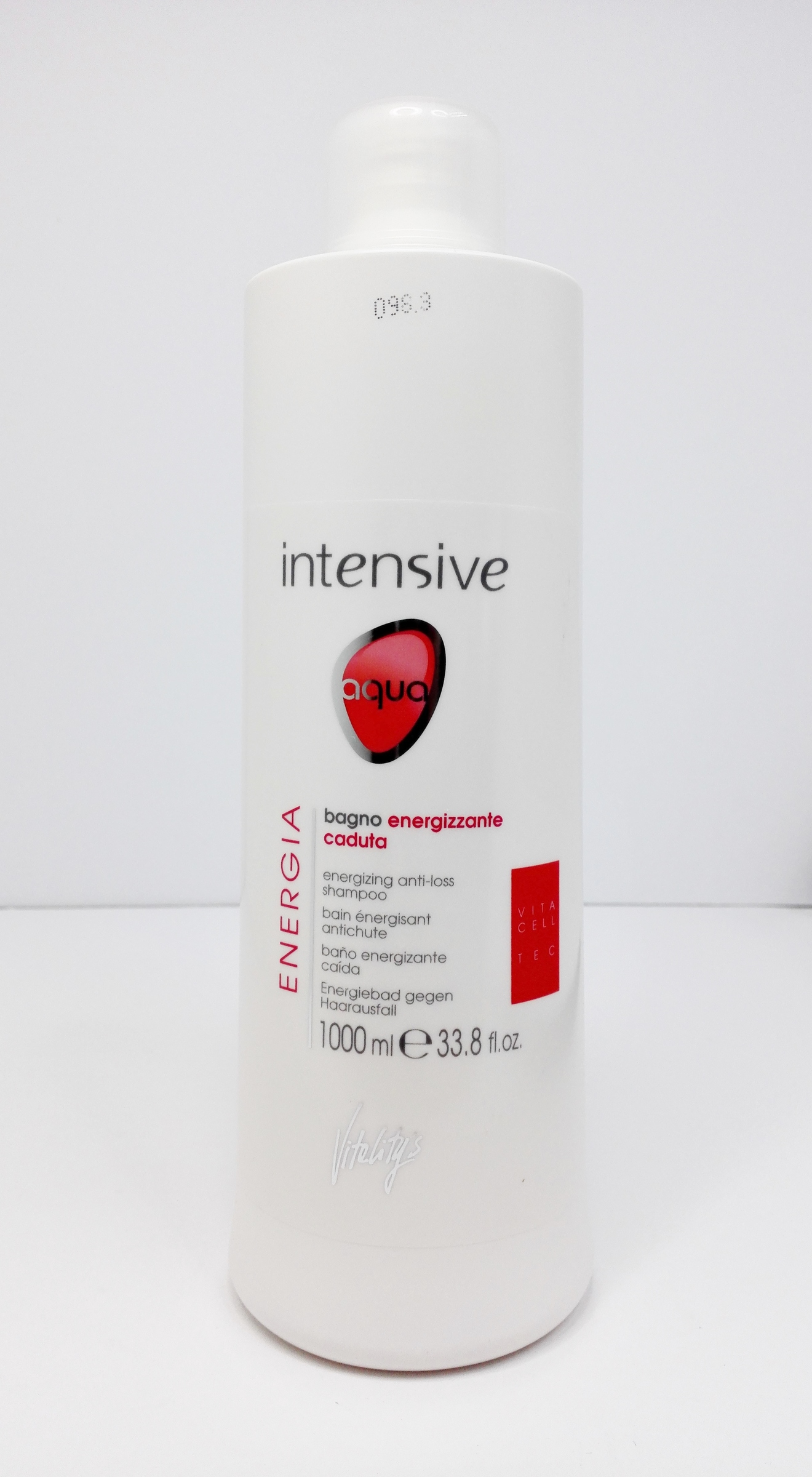 Intensive Aqua Energising Hair Fall Prevention Shampoo 1000ML