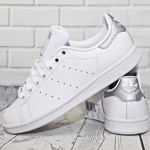 Stan Smith White Silver – Vander Sneakers  13b4cba76
