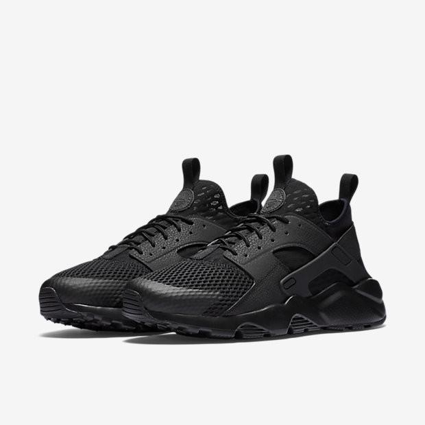 c4025f193cde8 Air Huarache Ultra Breathe Triple Black – Vander Sneakers
