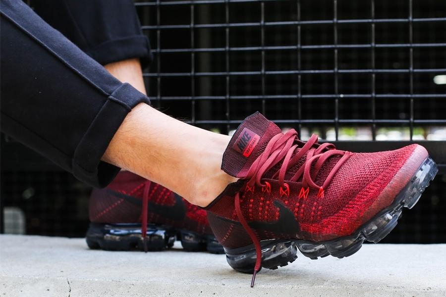 298c228030db Air VaporMax Dark Team Red – Vander Sneakers