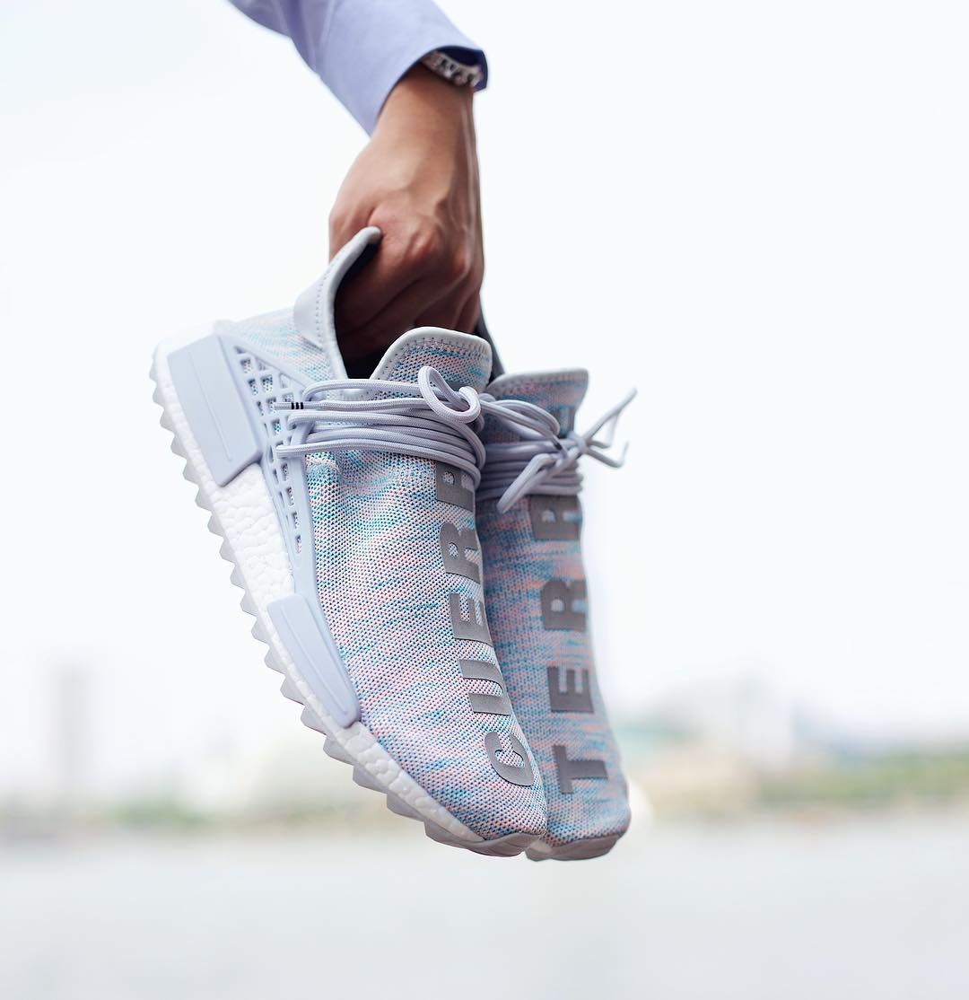 brand new 86d94 9dacb Home › Pharrell x NMD Human Race Trail Cotton Candy.  df69d7716c045d865ec6e82479516a38.jpg