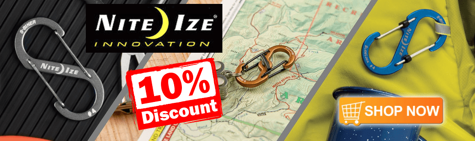 10% Off Nite Ize Innovative hardware and accessories