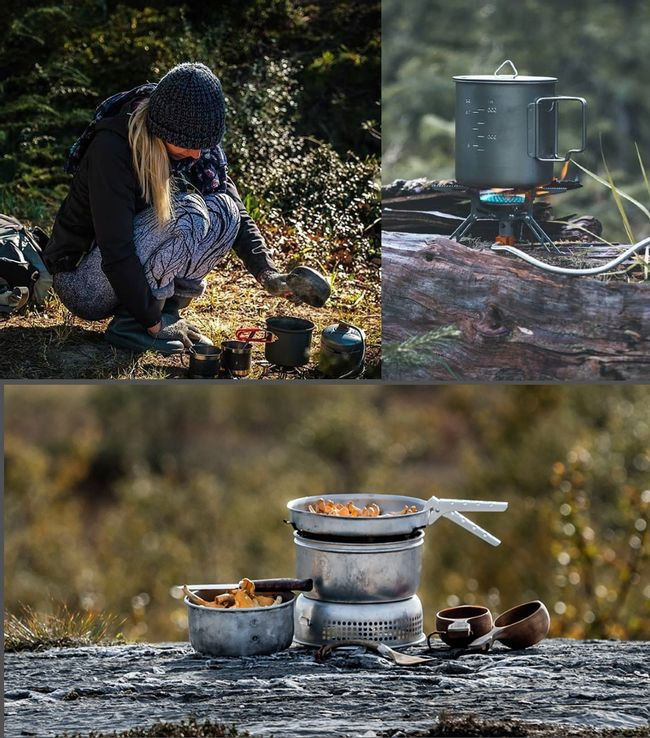 GoTravelOutdoor | Luggage & Backpack | Nat Geo Bags Malaysia | Featured Collections - Camp Stove/ Cookware/Utensils