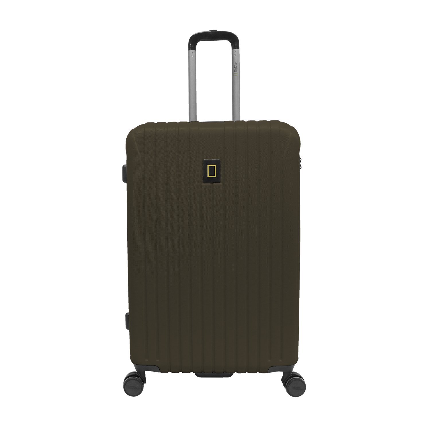 National Geographic Track ABS Luggage (Khaki)