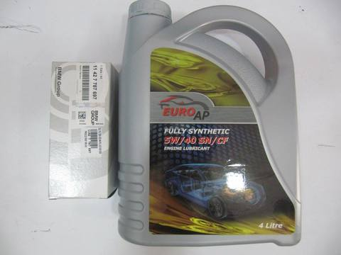 BMW E90 3SERIES ENGINE OIL SERVICE KIT - 6LITRES RM 400.jpg