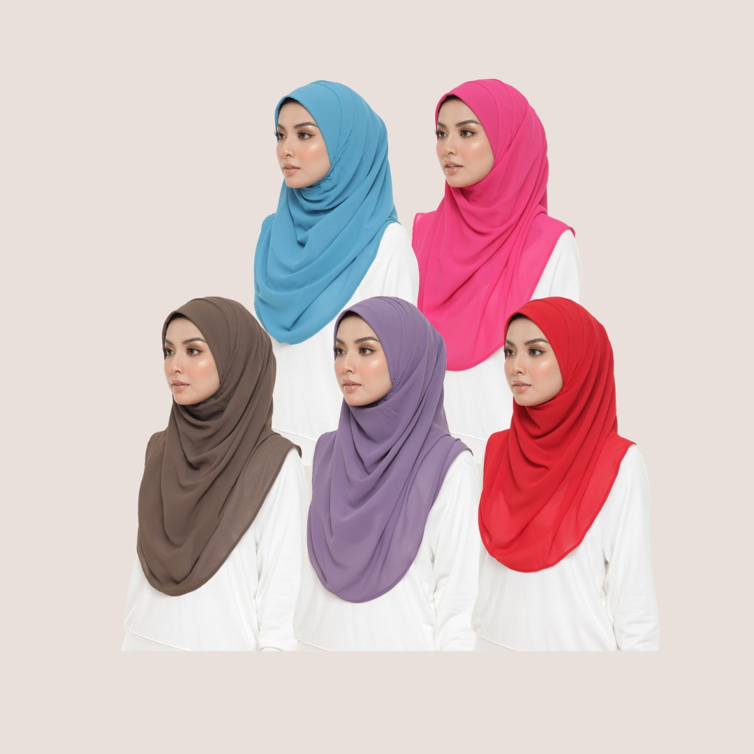 NNHIJABCO | Featured Collections - Instant Plain